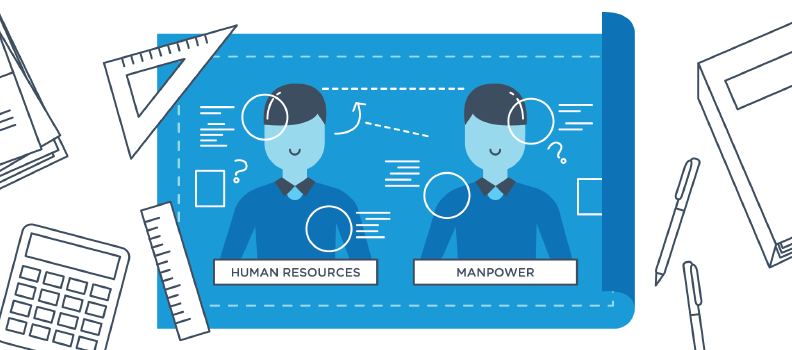 (English) Human Resources Planning vs. Manpower Planning: Key Differences